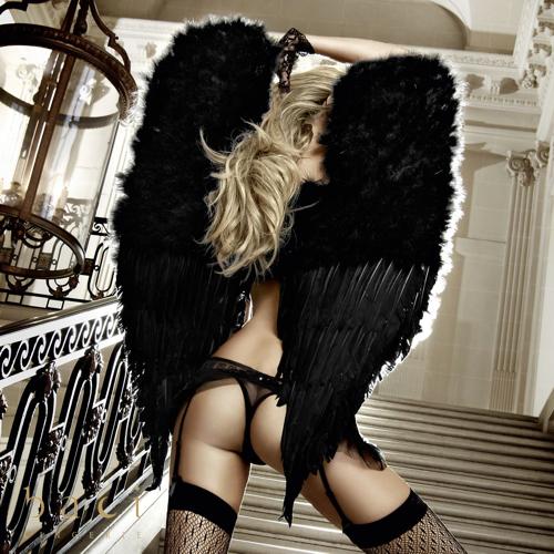 """""""BLACK ANGEL"""""""